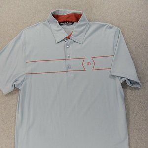 Travis Mathew S/S Golf Casual Polo Shirt